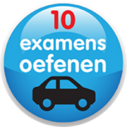 Auto theorie-examen 10 CBR proefexamens online oefenene