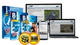 Auto theorie-examen CBR rijbewijs B online