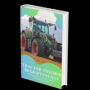 Tractor theorie begrippenlijst